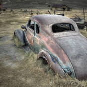 1937 Chevy, Bodie, California 2009